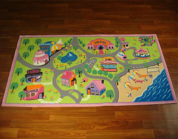 tappeti per camerette stuoie gioco per bambini cm 100x190