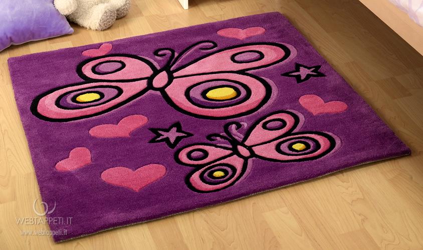 Mobili lavelli tappeto cameretta bambina - Tappeti per bambini ikea ...