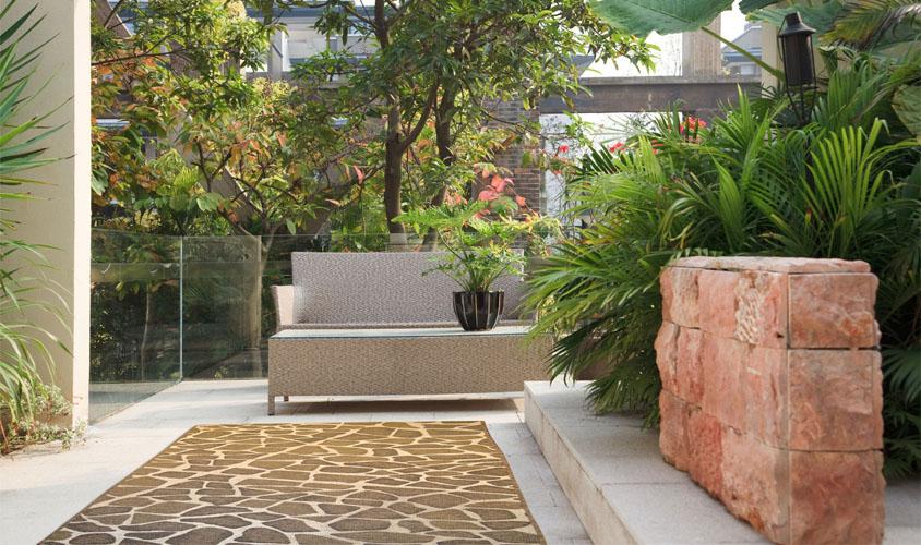 Corriere del web tappeti da esterni da utilizzare anche in casa - Tappeti da esterno ...