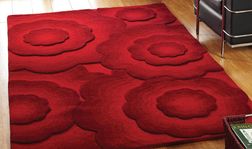 Tappeti camera moderni idee per il design della casa for Tappeti baxter