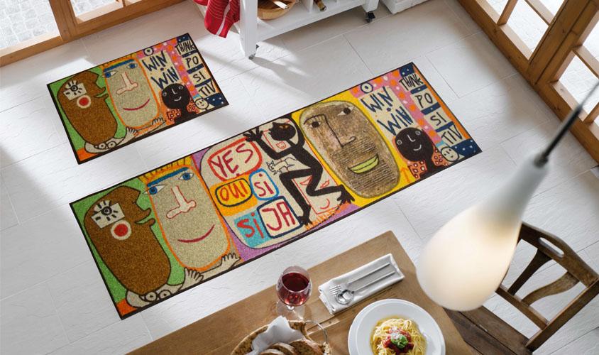 ricerche correlate a tappeti moderni per cucina
