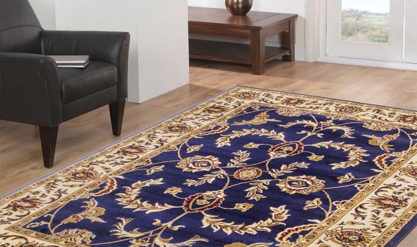 Tappeto classico - Collezione Salon 716-BLU - Floorita SRL