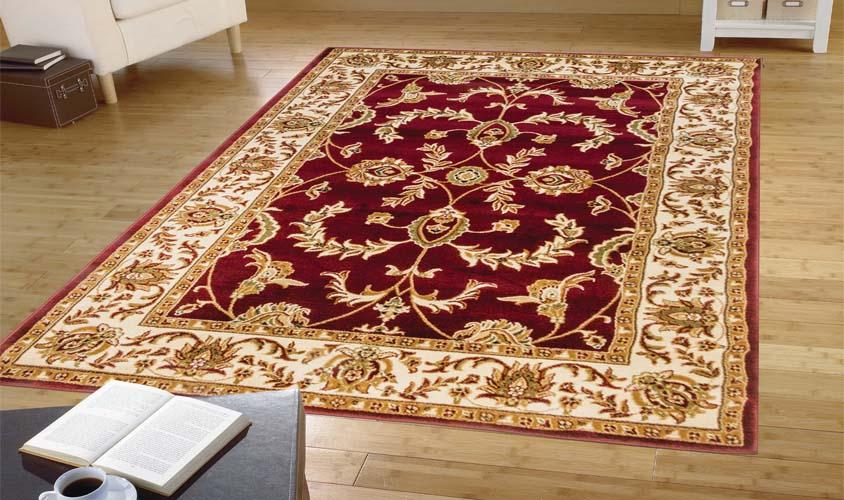 Tappeto classico - Collezione Salon 716-ROSSO - Floorita SRL