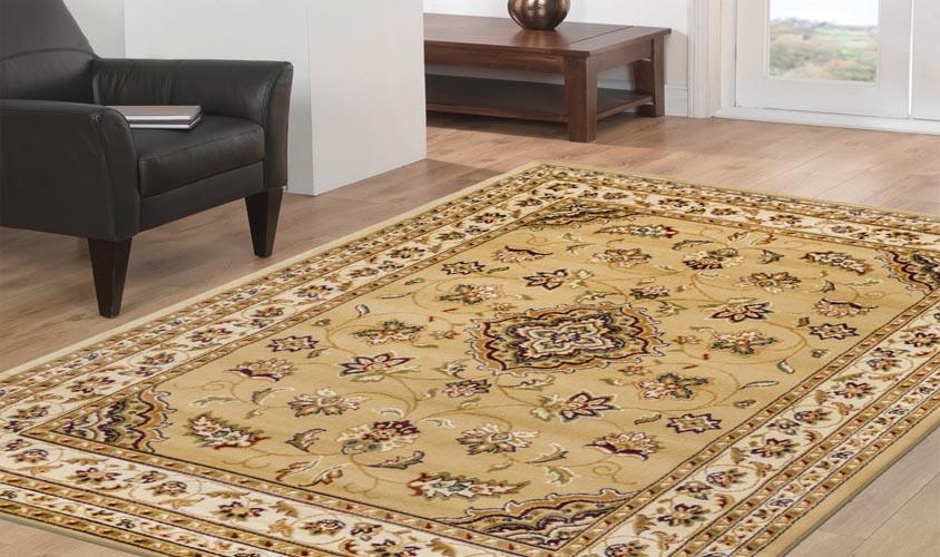 tappeto classico collezione salon 757 beige floorita srl. Black Bedroom Furniture Sets. Home Design Ideas