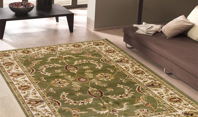 Tappeto classico - Collezione Salon 716-VERDE - Floorita SRL