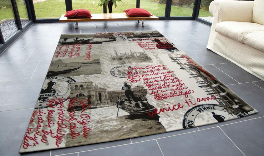 Tappeto Rotondo Portofino Profilo Sagomato : Simple trendy cool tappeti moderni soggiorno torino p