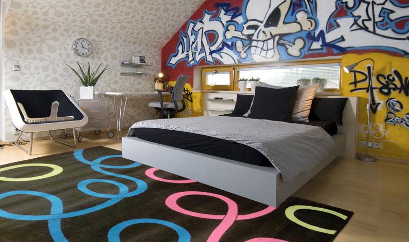 Tappeto per camera da letto mobili camera da letto - Tappeti camera da letto leroy merlin ...