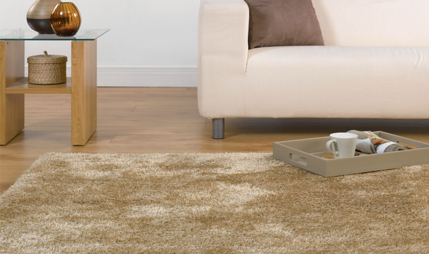 Tappeto shaggy beige - STARLET NATURAL - Webtappeti.it