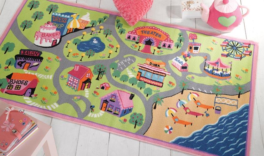 Tappeti camera ragazzi idee per il design della casa - Ikea tappeto gioco ...