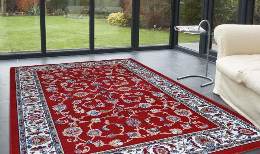 Tappeto classico economico ROYAL SHIRAZ 2079-RED - Floorita SRL