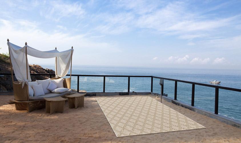Un tappeto adatto per interno e esterno grace 39349 569 - Tappeti outdoor ...