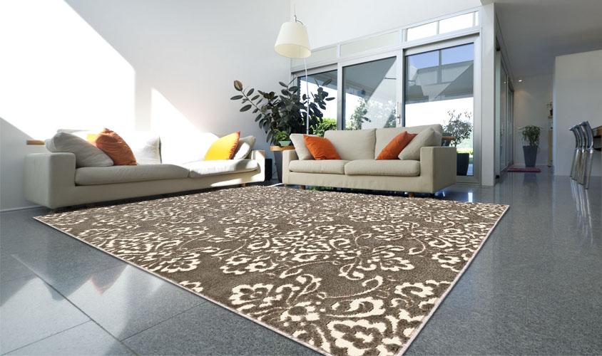 Tappeto moderno tappeto disegno vintage zen 40183 70 - Tappeti moderni economici ...