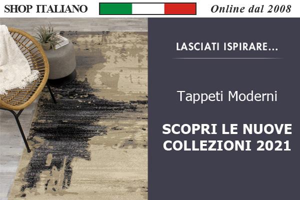Vendita online tappeti moderni - Floorita SRL
