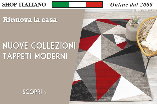 Tappeto Moderno Nuovo Soraya - 140x95 Cm - Galleria Farah 1970 - Tappeti  online antichi e moderni