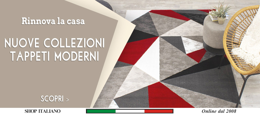 Comprare tappeti online tappeti ikea with comprare - Tappeti moderni on line ...